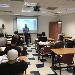 קבלת תלמידי E-CAR בסניף חיפה והצפון.