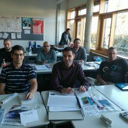 לימודי אוטוטק: הנציגים שלנו ממשיכים ללמוד והפעם משלחת המצטיינים שלנו